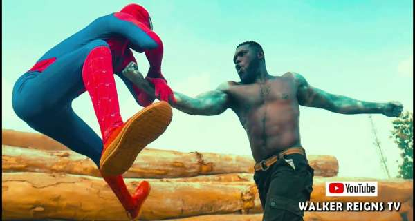 AFRICAN'S HAS DONE IT AGAIN - HOT ACTION SHORT FILM SPIDER-MAN VS JAX IN Mortal Kombat 2021 LATEST