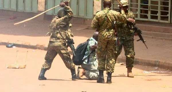 UPDF officers sense of entitlement proudly sponsored by the dictator