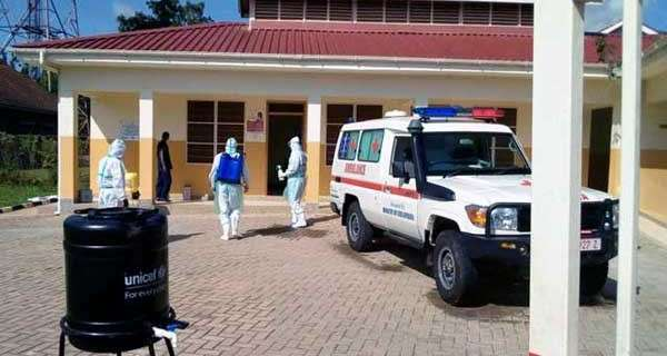 Covid-19: The situation in our health facilities